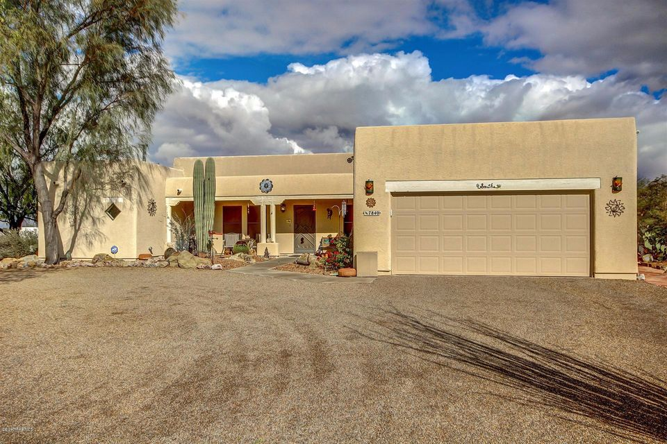 7840 N Quail Park Place, Tucson, AZ 85743