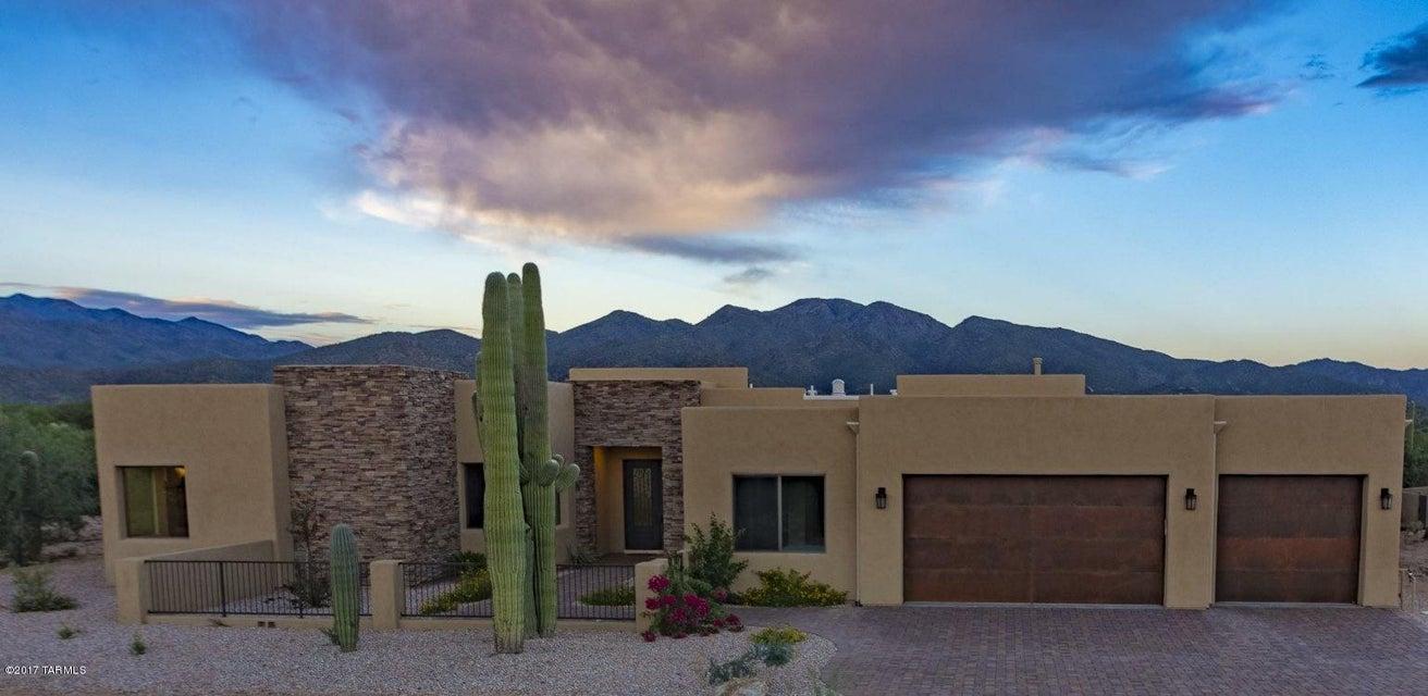 2744 N Megafauna Court, Tucson, AZ 85749