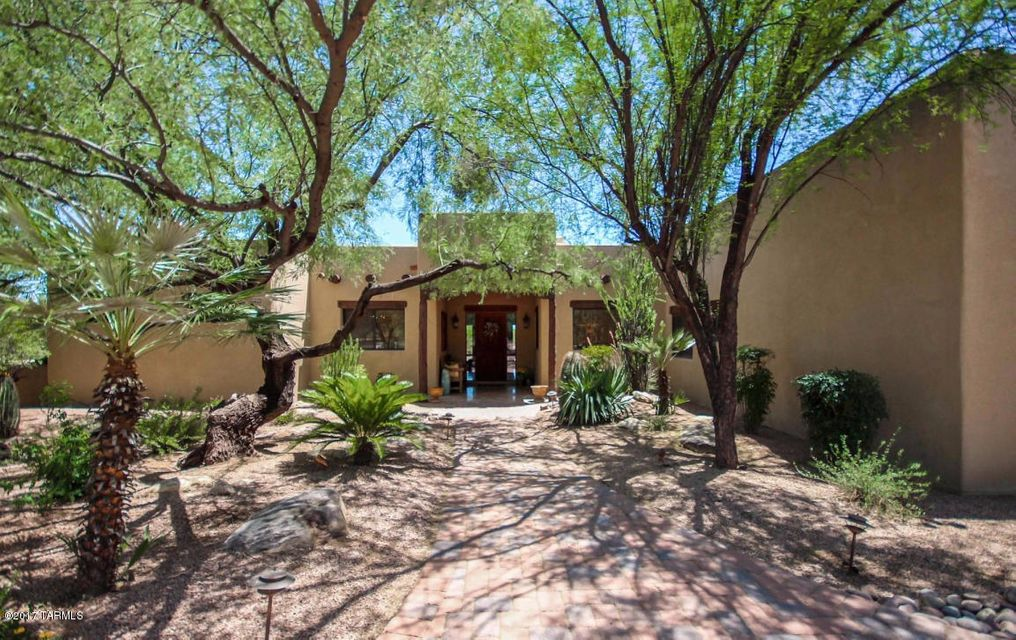 8124 E Anapamu Place, Tucson, AZ 85750