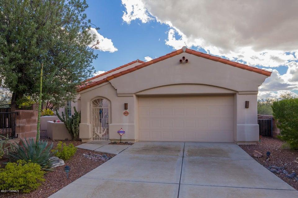 10078 E Stone Spring Place, Tucson, AZ 85749