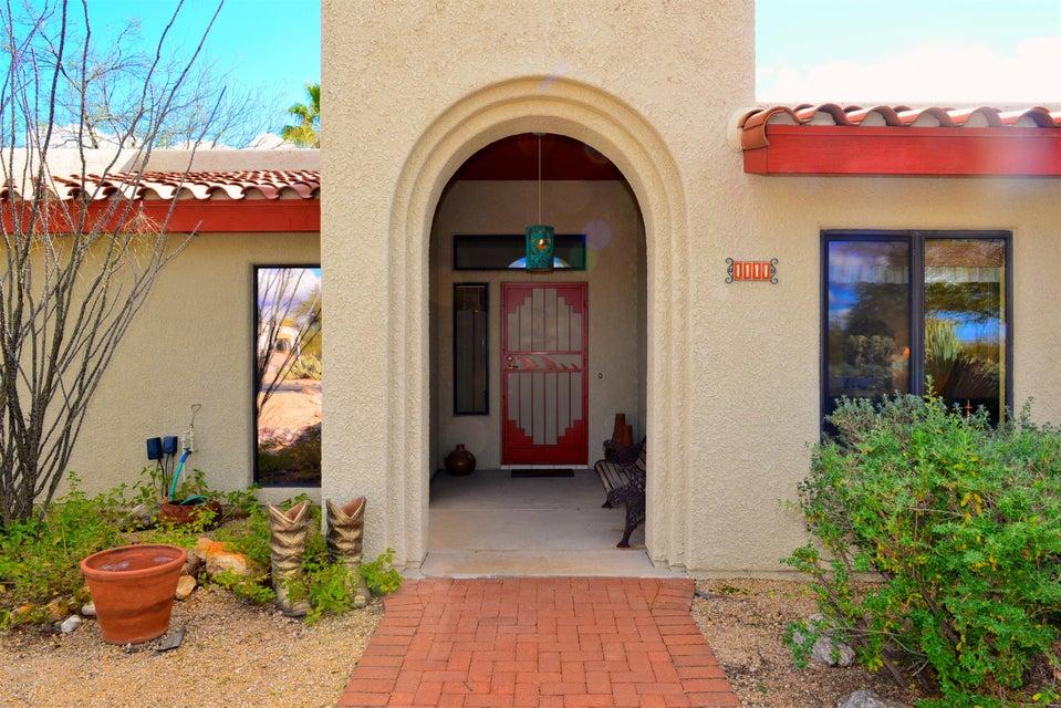 1111 W Chula Vista Road, Tucson, AZ 85704