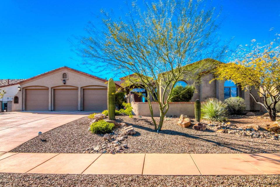 11061 N Pusch Ridge Vistas Drive, Oro Valley, AZ 85737