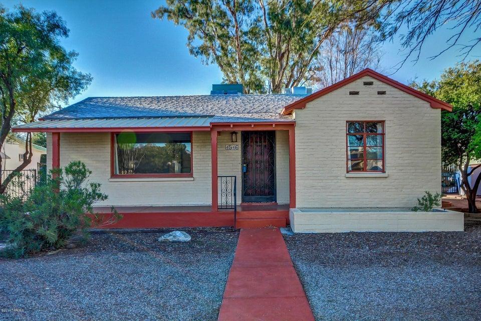 1516 E Silver Street, Tucson, AZ 85719