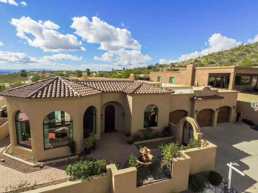 6154 E Avenida De Chaparron, Tucson, AZ 85750