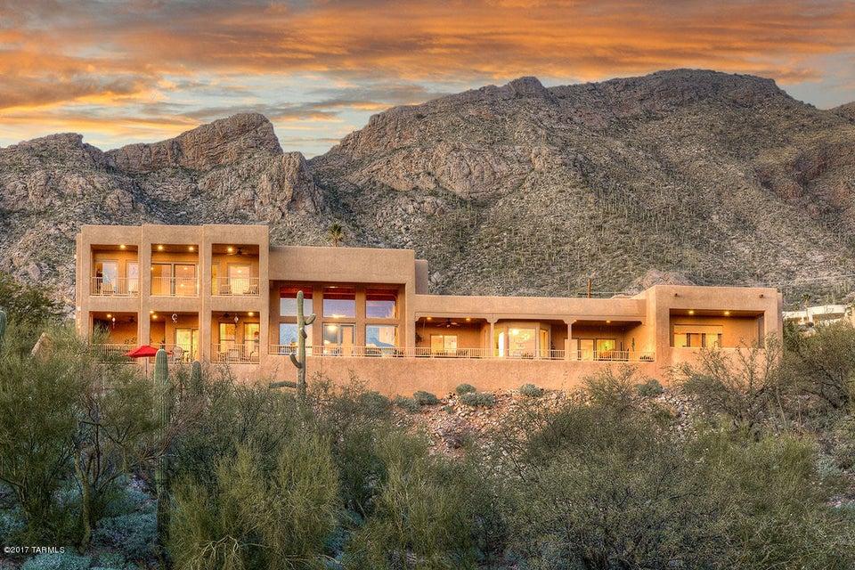 4662 E Don Jose Drive, Tucson, AZ 85718