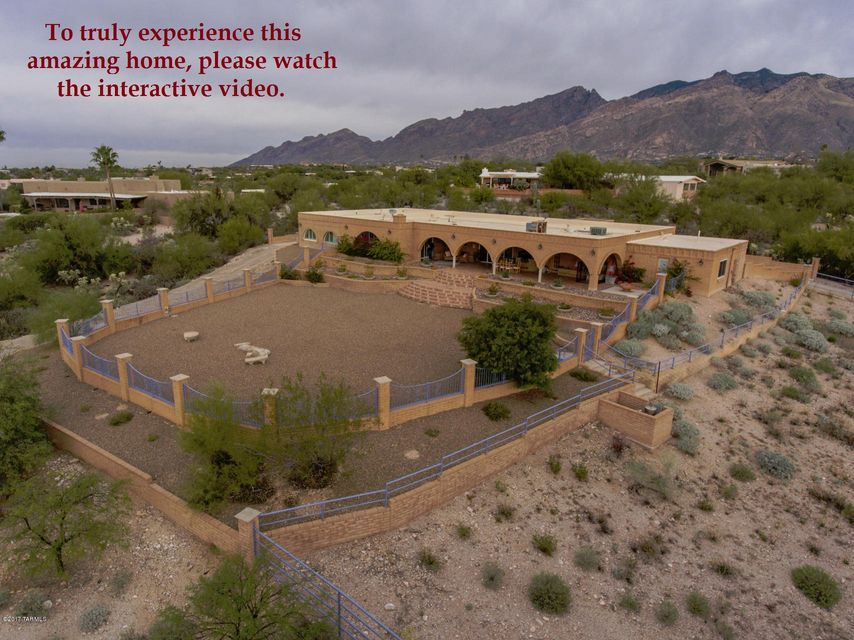 5015 E Calle Barril, Tucson, AZ 85718