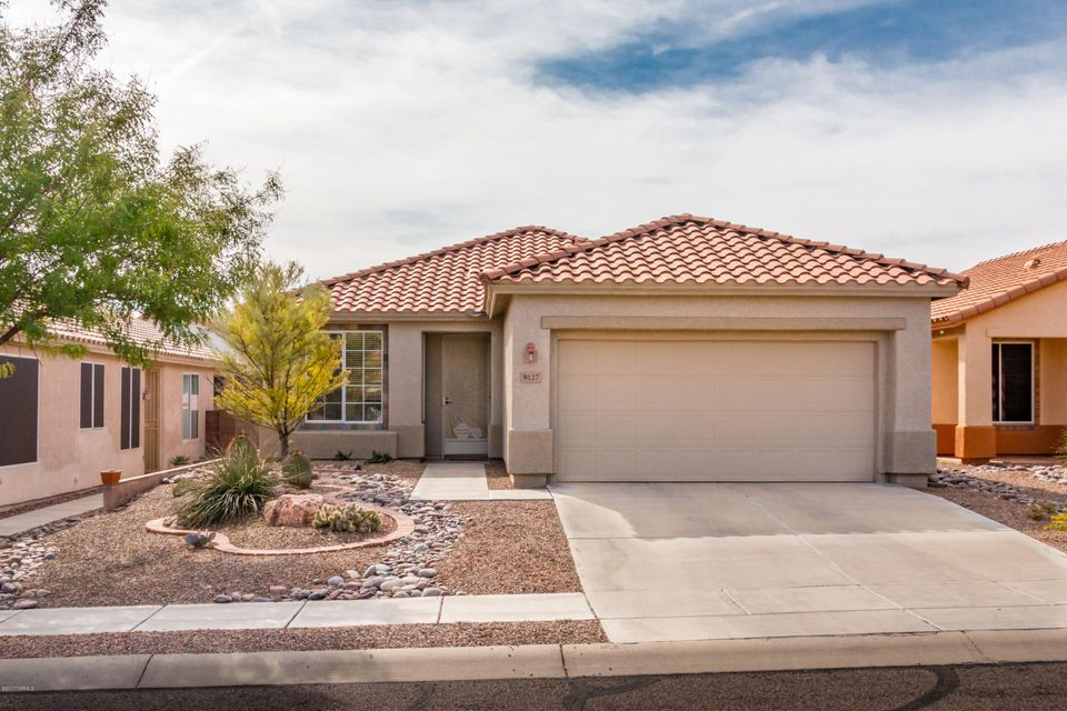 8127 W Cottonwood Wash Way, Tucson, AZ 85743