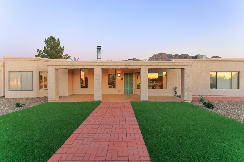 9777 N Korte Lane, Tucson, AZ 85704