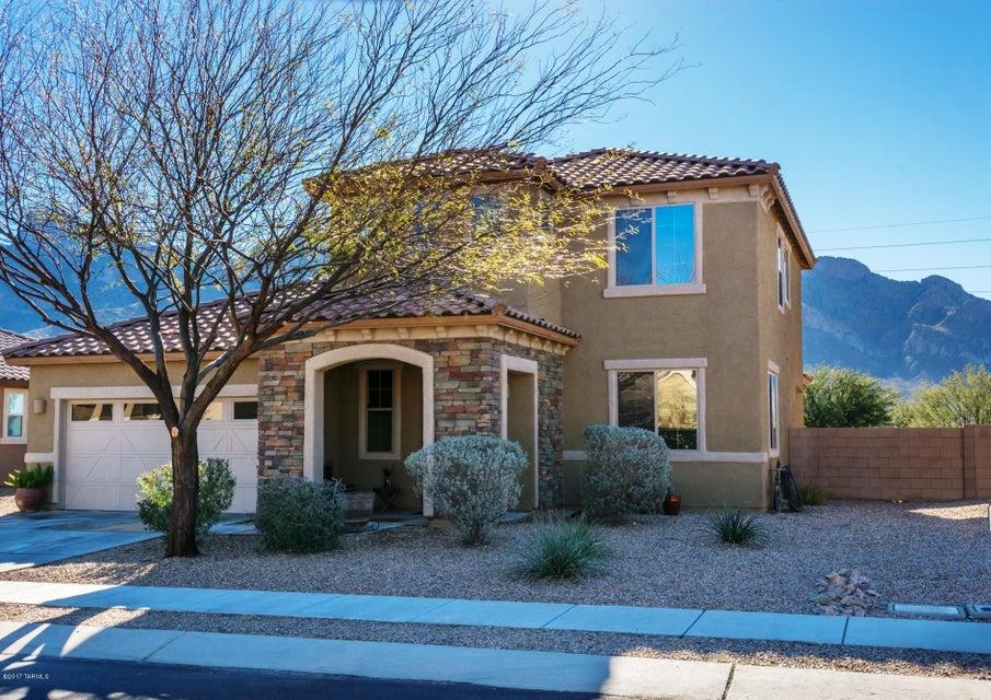 518 E Channel View Place, Tucson, AZ 85737