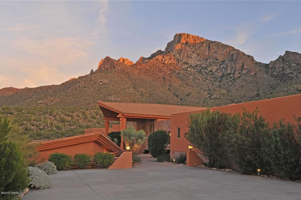 9820 N Carodera Canyon Place, Oro Valley, AZ 85737