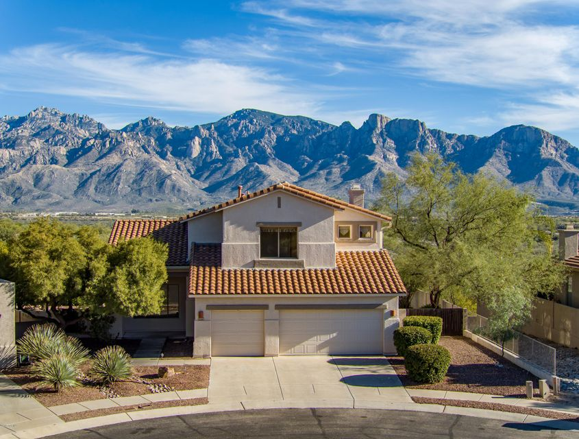 13676 N Balancing Rock Drive, Oro Valley, AZ 85755
