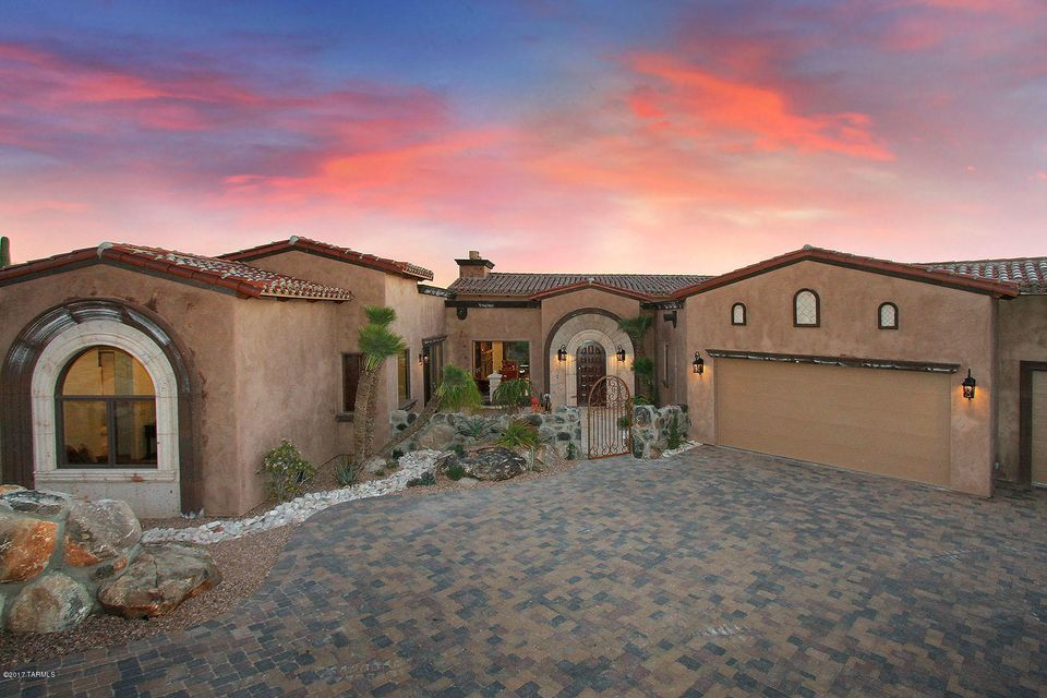 7402 N Whisper Canyon Place, Tucson, AZ 85718