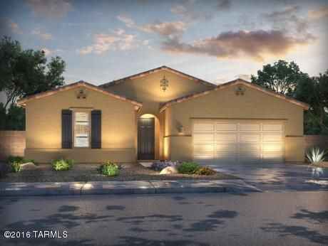 12457 N Willowvale Drive, Marana, AZ 85653
