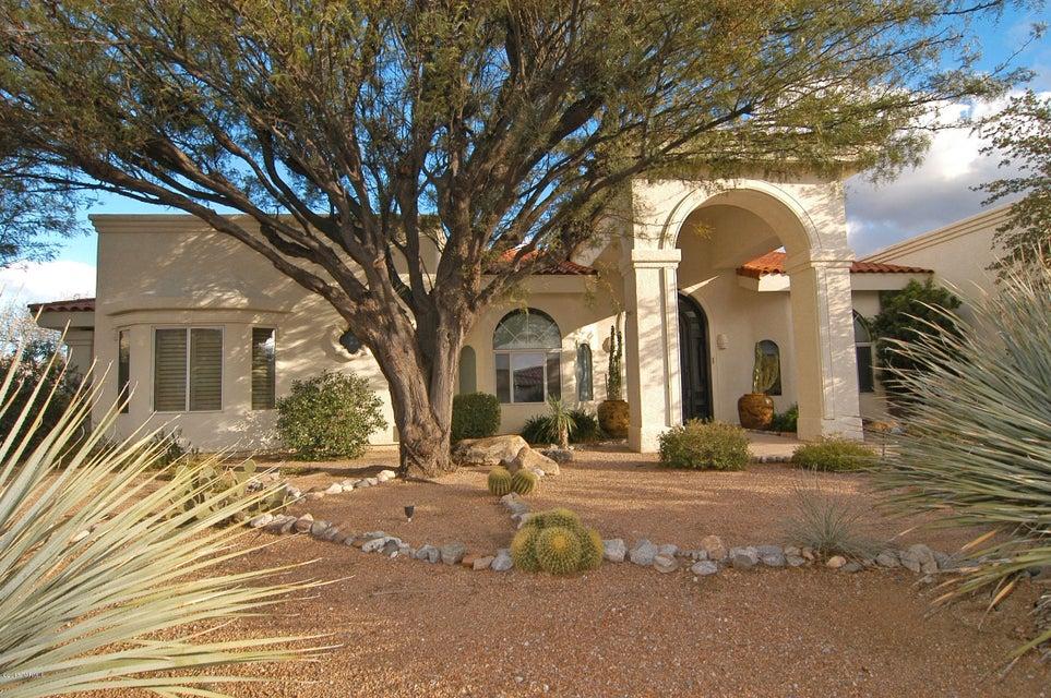 6140 N Paseo Zaldivar, Tucson, AZ 85750