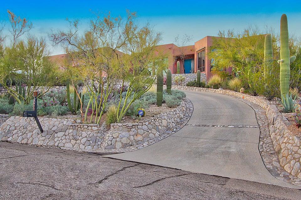 5671 E Rio Verde Vista Drive, Tucson, AZ 85750