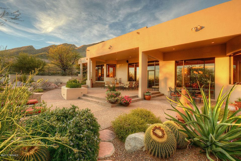 6060 E Finisterra Drive, Tucson, AZ 85750