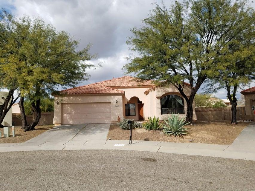 2911 W Placita Montessa, Tucson, AZ 85741