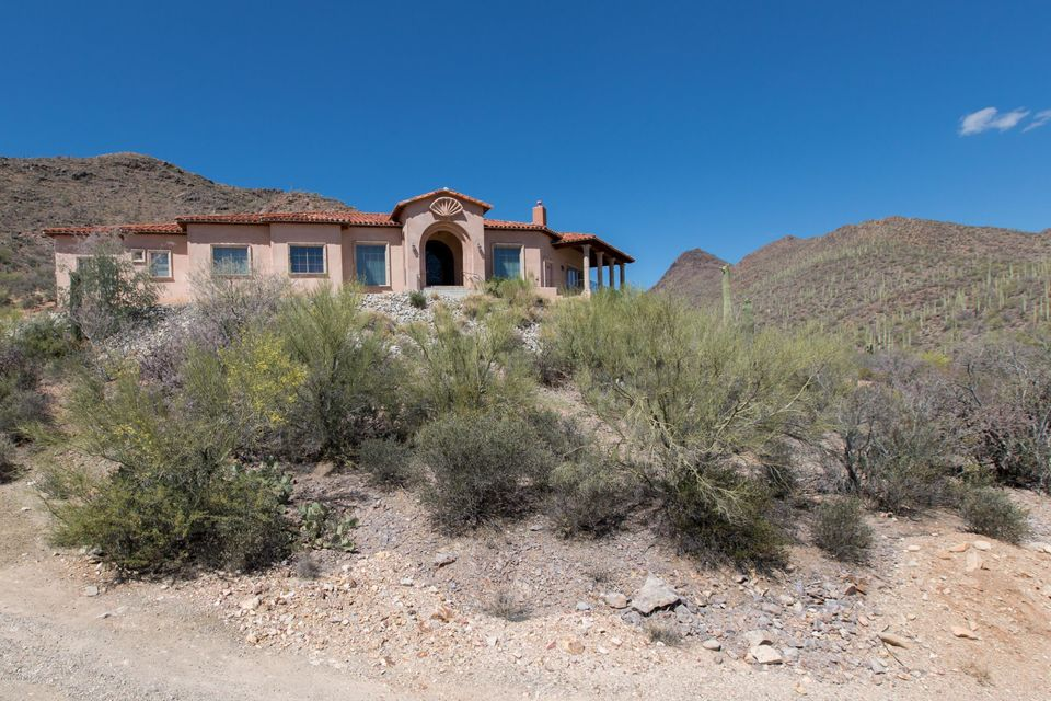 5155 W Gates Pass Road, Tucson, AZ 85745