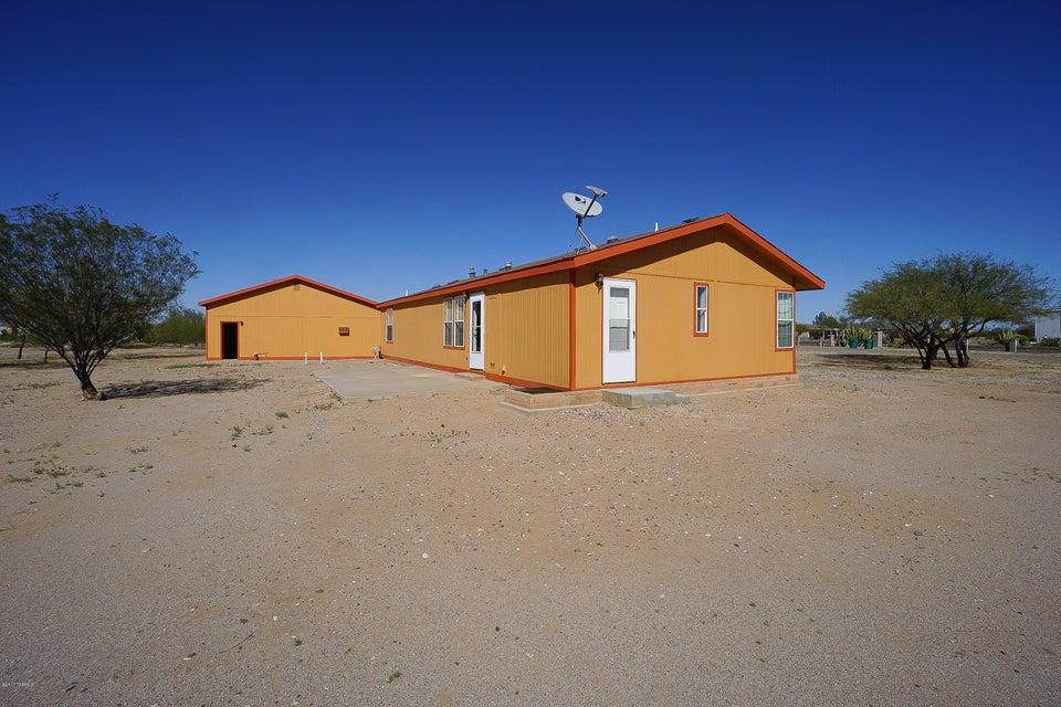 5203 N Blacktail Road, Marana, AZ 85653