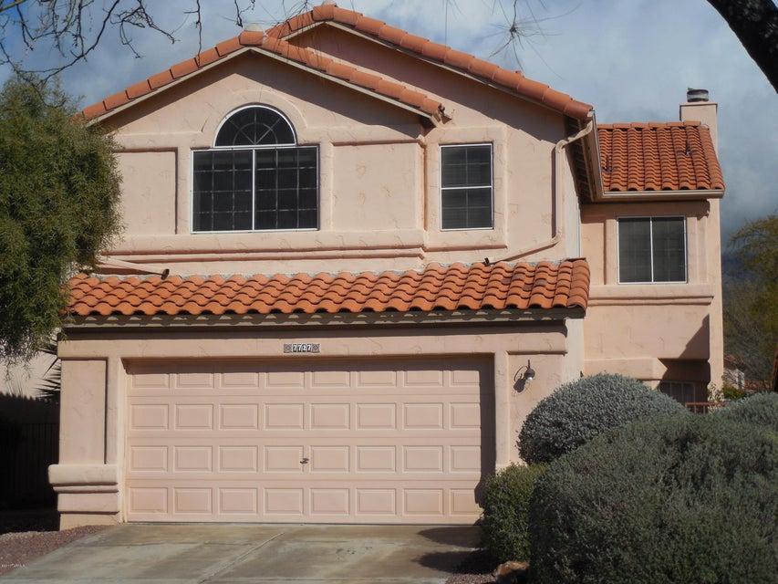 7727 E Entrada De Ventana, Tucson, AZ 85750