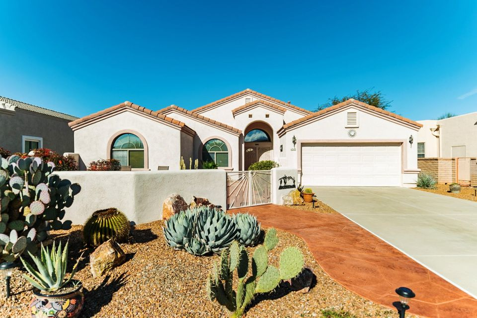 3430 S Abrego Drive, Green Valley, AZ 85614