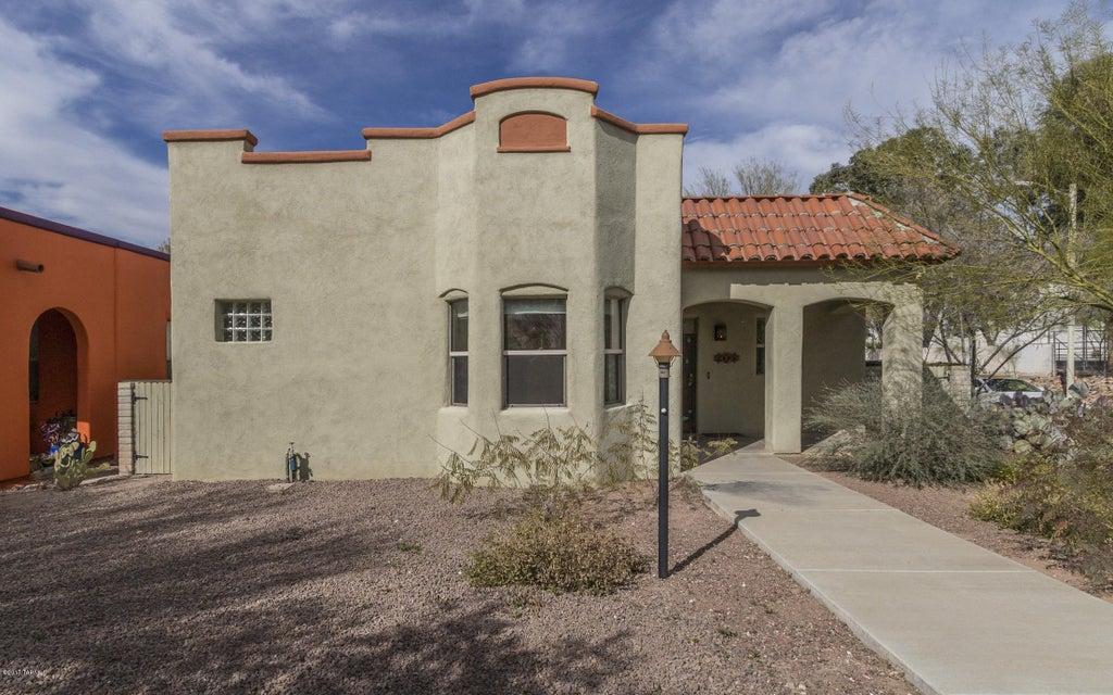 504 E Laos Street, Tucson, AZ 85701