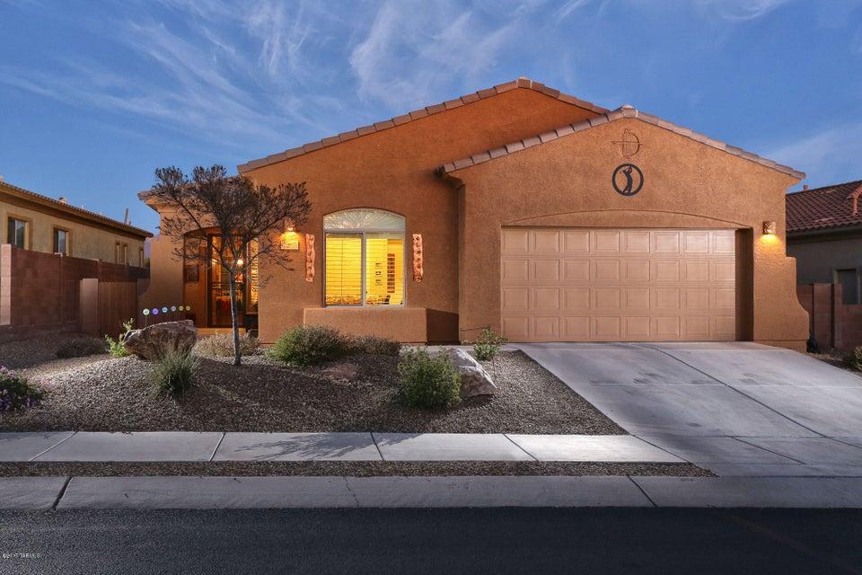 12616 N New Reflection Drive, Marana, AZ 85658