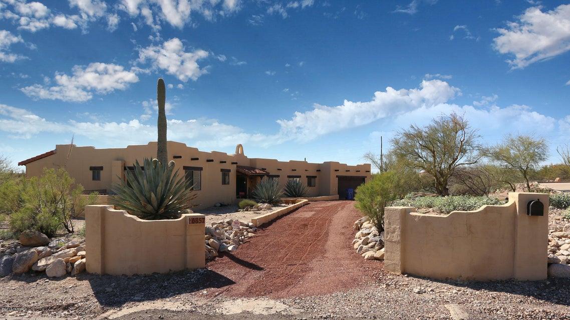 6857 N Green Mountain Place, Tucson, AZ 85718