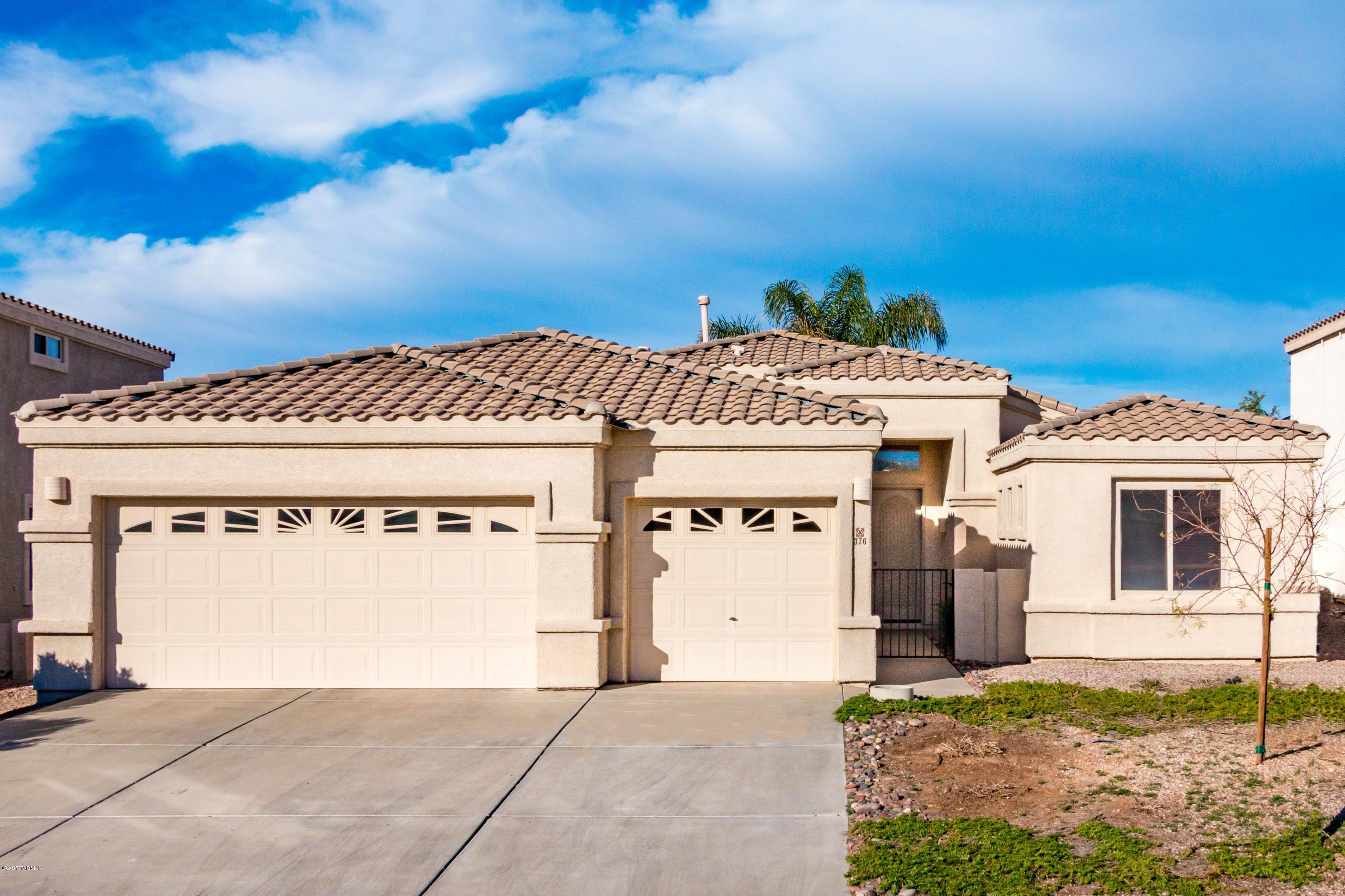376 W Sacaton Canyon Drive, Oro Valley, AZ 85755