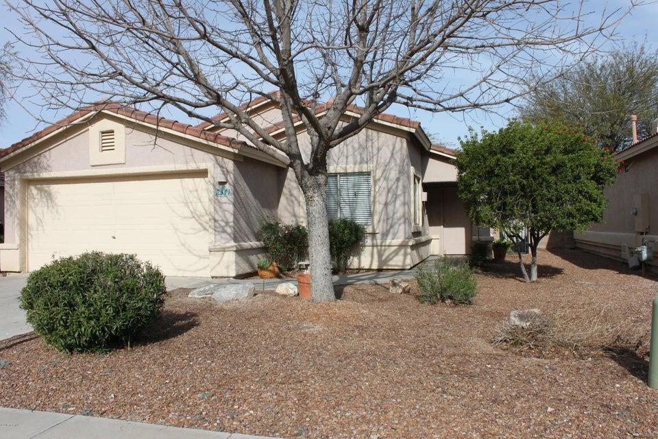 2341 E Stone Stable Drive, Tucson, AZ 85737