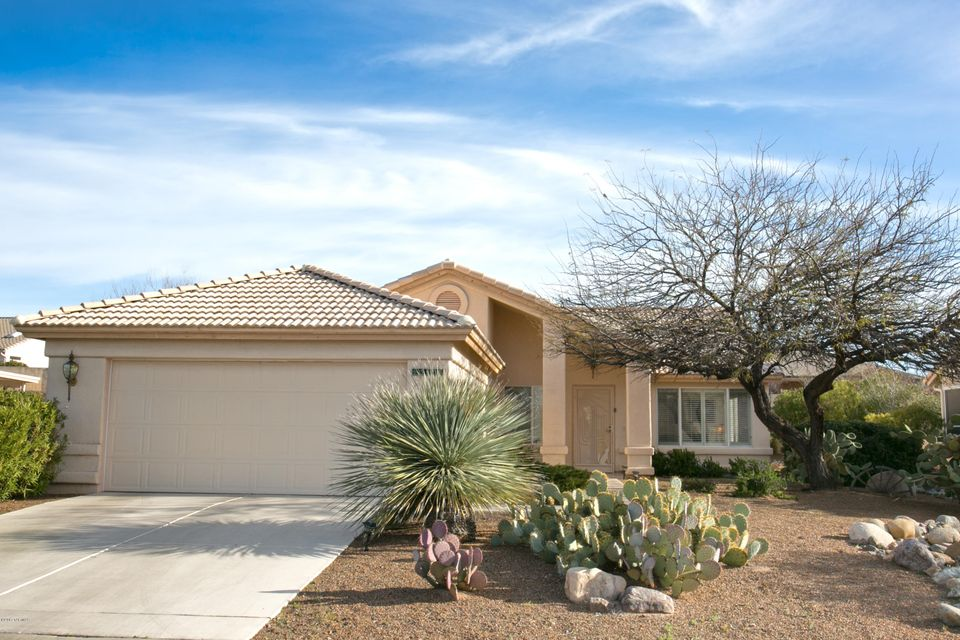 65636 E Rose Crest Drive, Tucson, AZ 85739