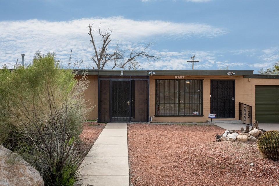 504 E Seneca Street, Tucson, AZ 85705
