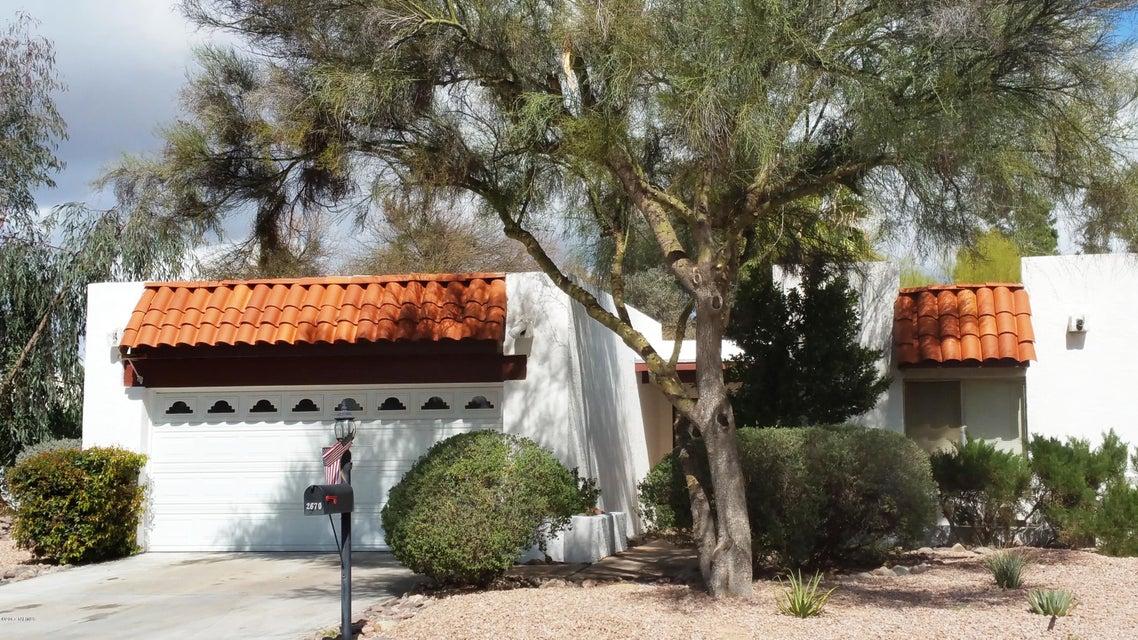 2670 W Casas Circle, Tucson, AZ 85742