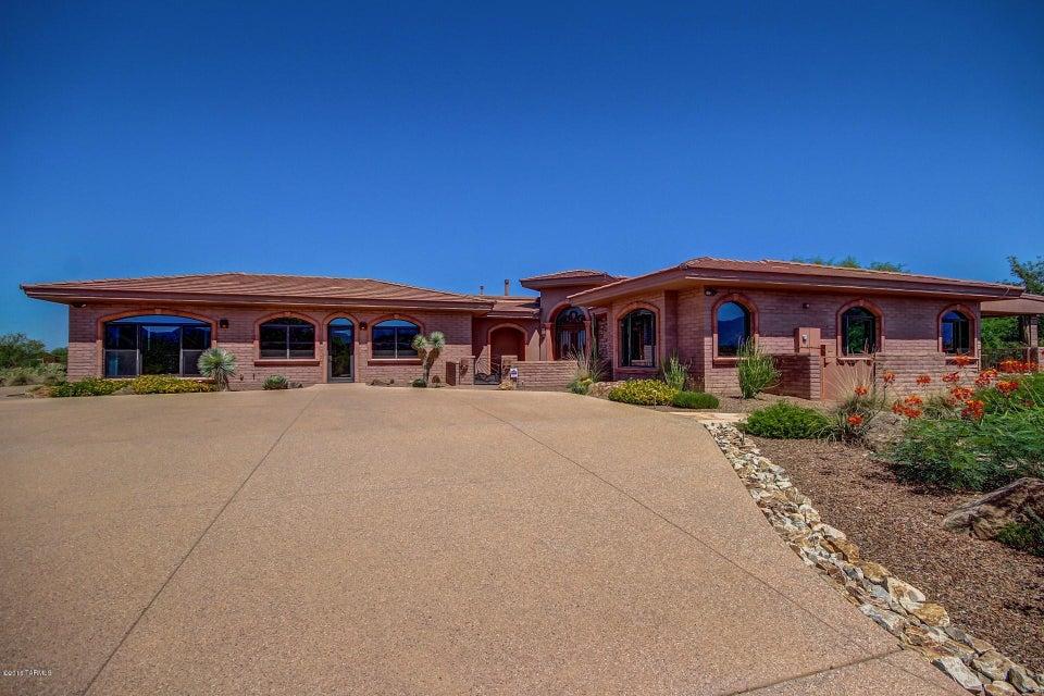 8420 S Long Bar Ranch Place, Vail, AZ 85641