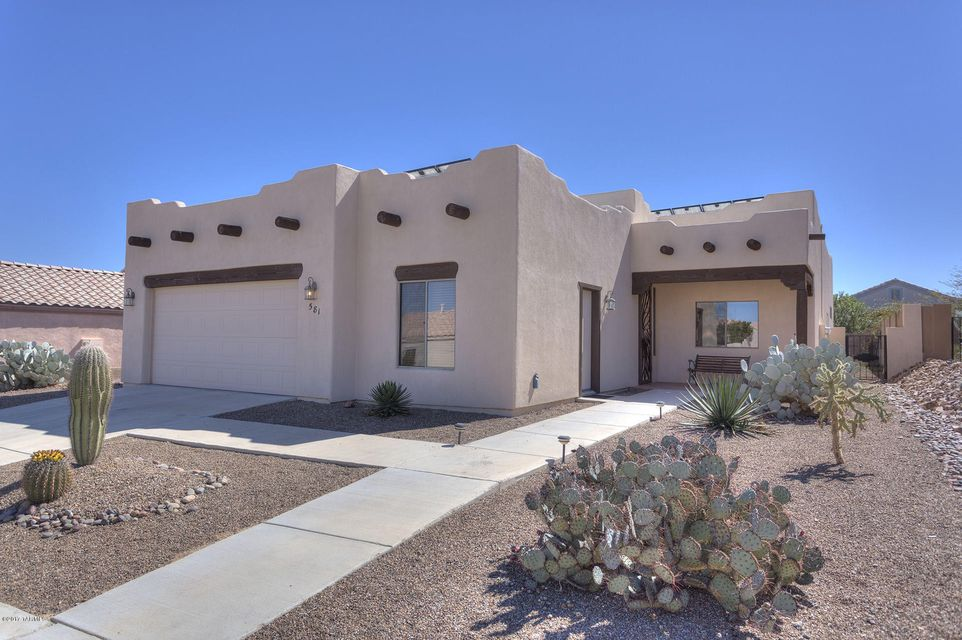581 W Via Alamos, Green Valley, AZ 85614