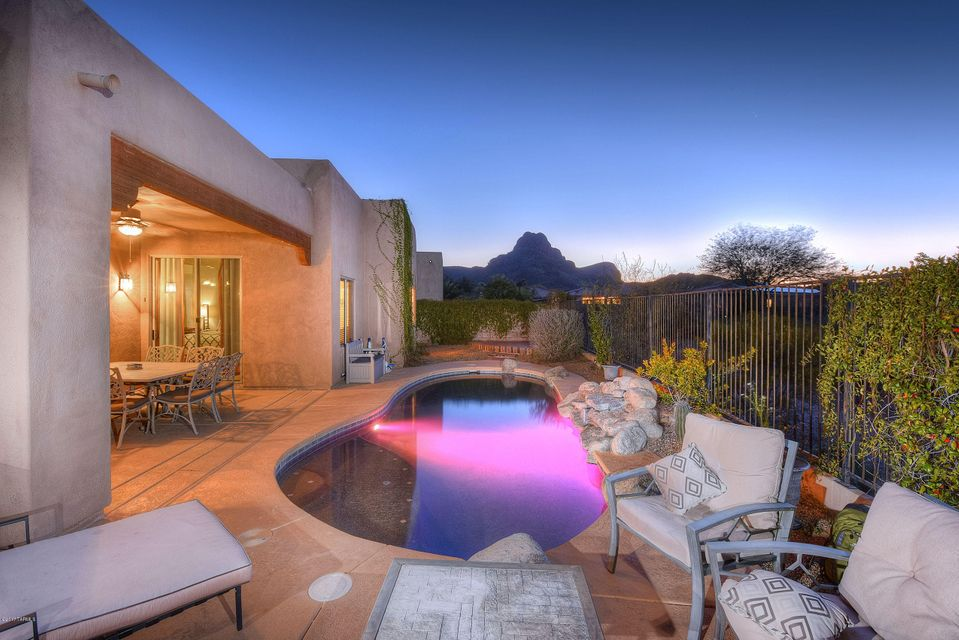 8119 N Night Pony Drive, Tucson, AZ 85743