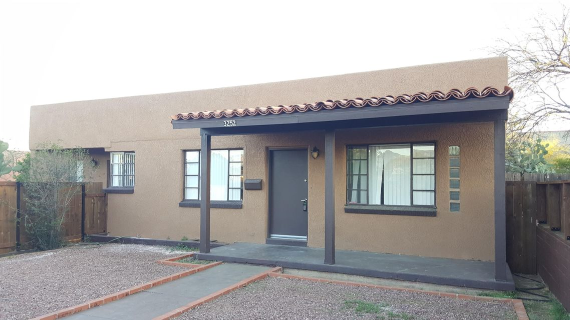 3252 E Bellevue Street, Tucson, AZ 85716