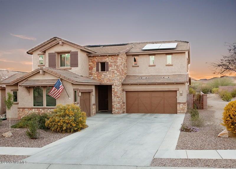 12885 N Via Vista Del Pasado, Oro Valley, AZ 85755