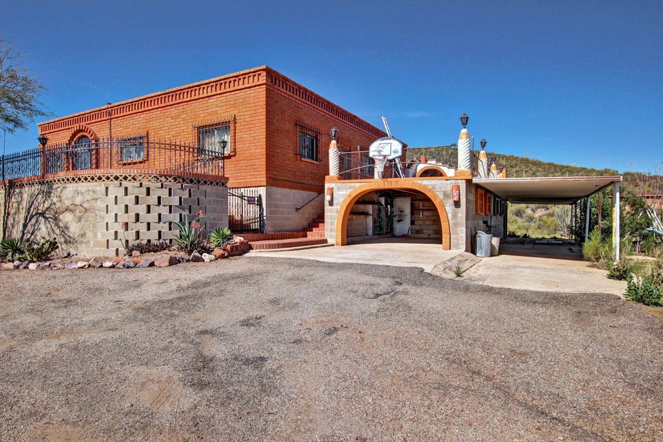 6350 S Caballo Road, Tucson, AZ 85746