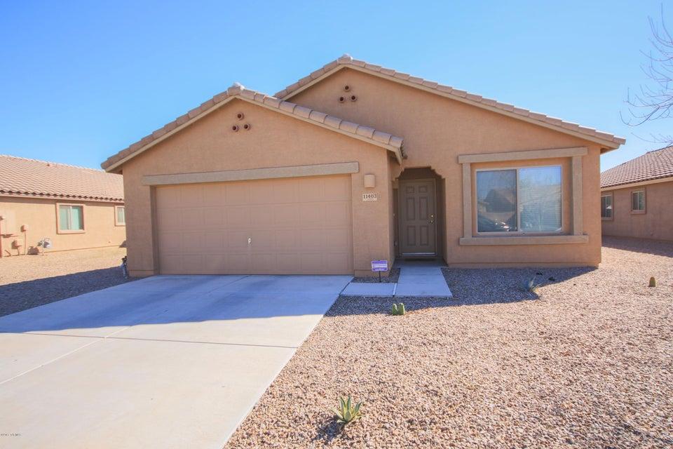 11403 W Smooth Pumice Street, Marana, AZ 85658
