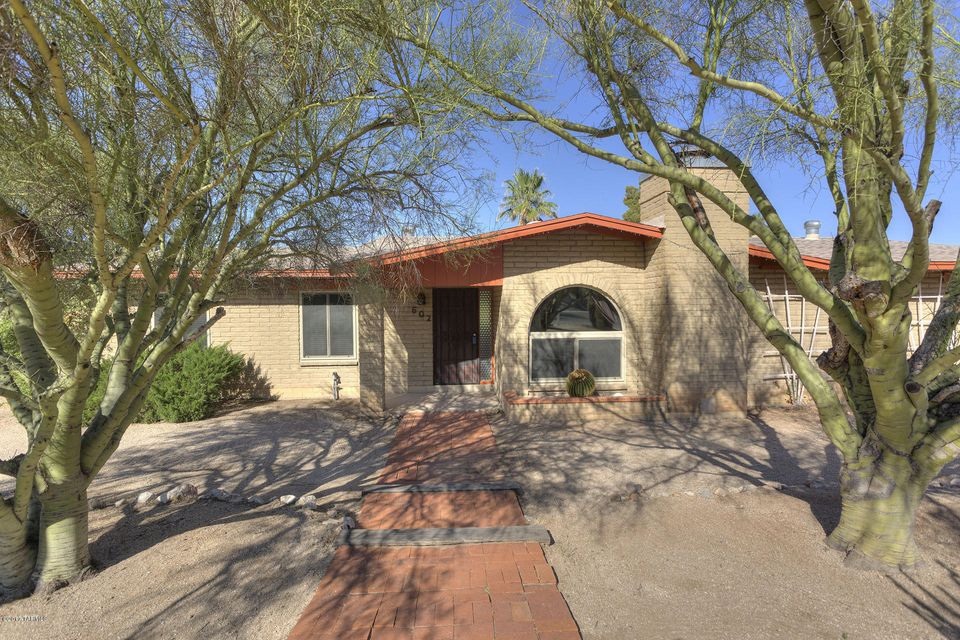 602 S Avenida Princesa, Tucson, AZ 85748