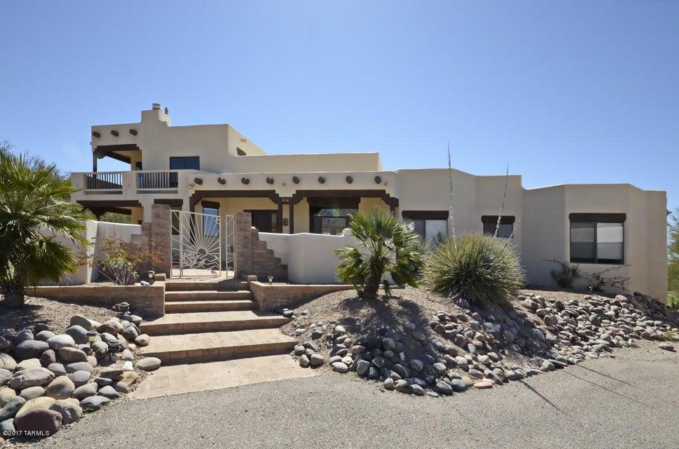 6860 E Rock Canyon Ridge Road, Tucson, AZ 85750
