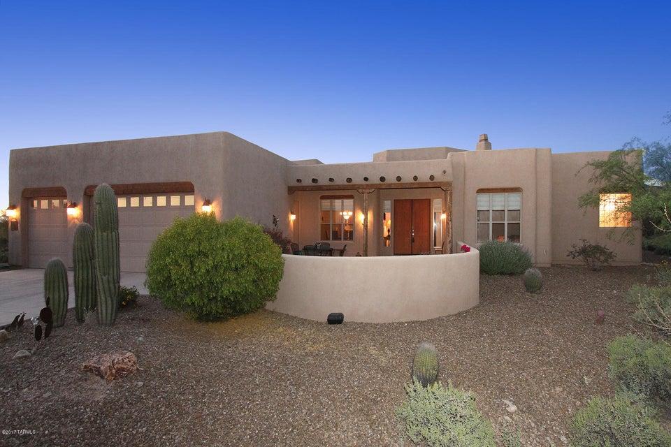 12580 N Camino De Oeste, Tucson, AZ 85742