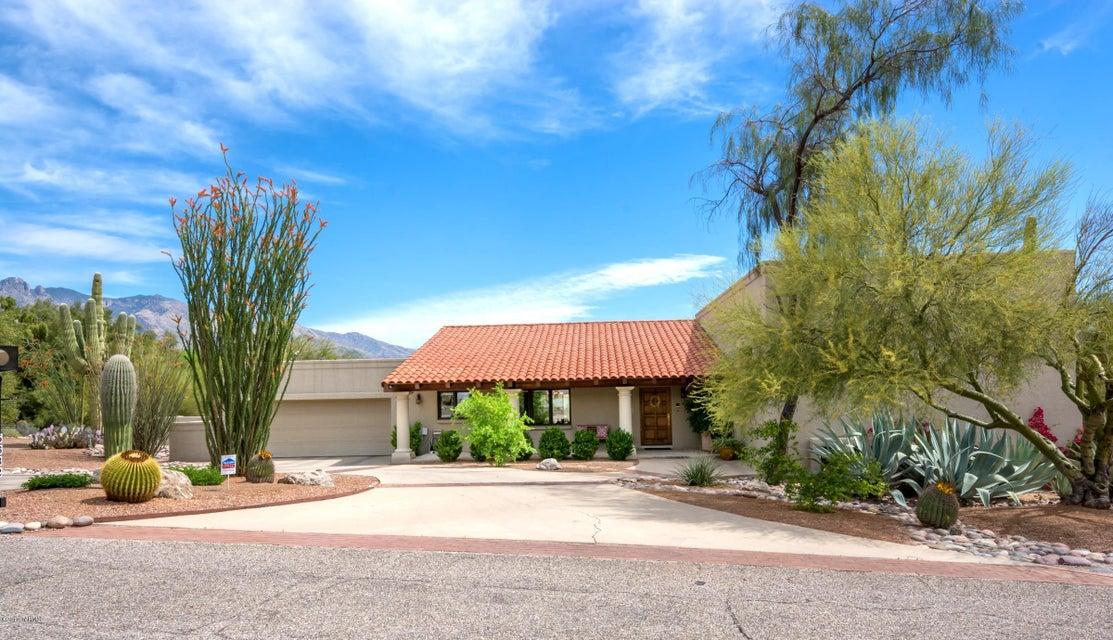 5632 N Placita Arturo, Tucson, AZ 85718