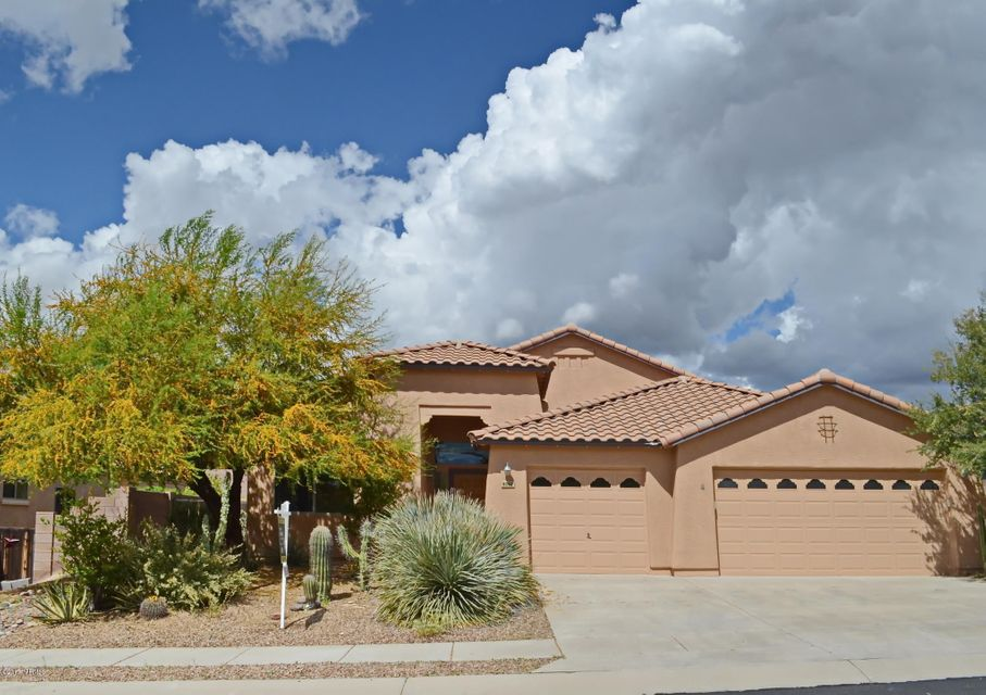 5042 W Wild Burro Spring Drive, Marana, AZ 85658