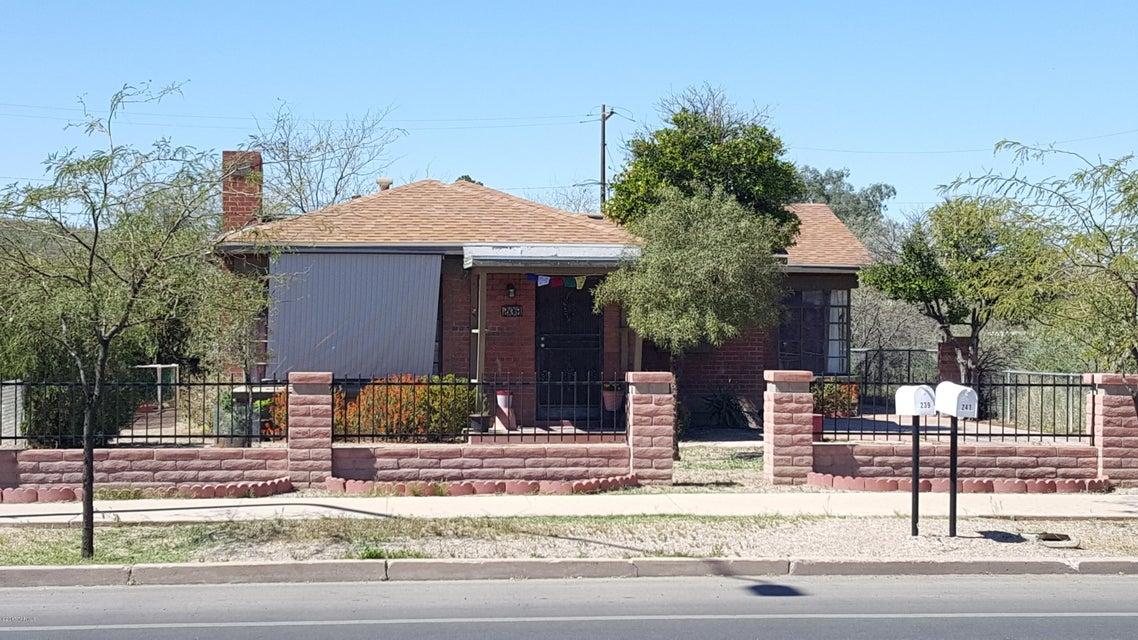239-241 N Grande Avenue, Tucson, AZ 85745