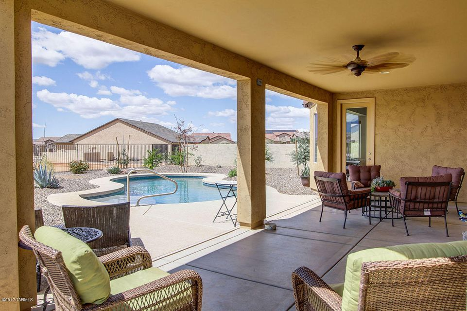 Saddlebrooke az model homes