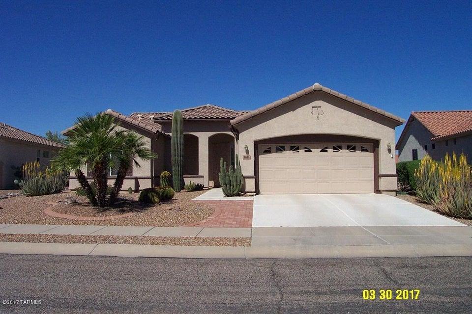 9681 N Arch Canyon Place, Tucson, AZ 85743