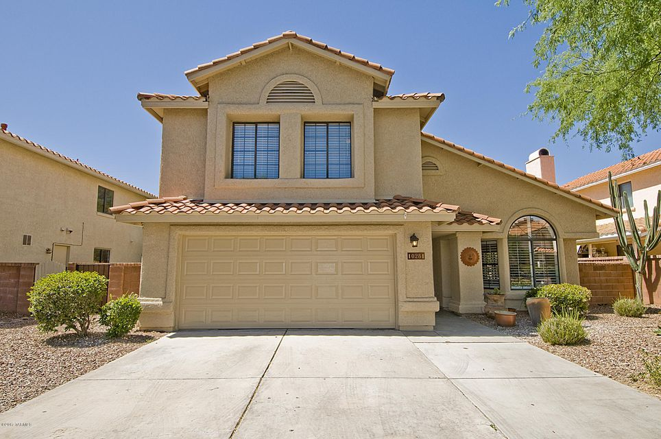 10281 N Cape Fear Lane, Tucson, AZ 85737
