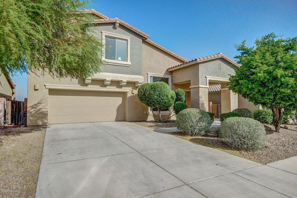 8403 N Amber Burst Drive, Tucson, AZ 85743